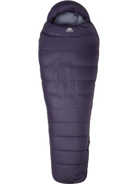 Mountain Equipment Earthrise 400 Slaapzak en Inlet Dames regular violet